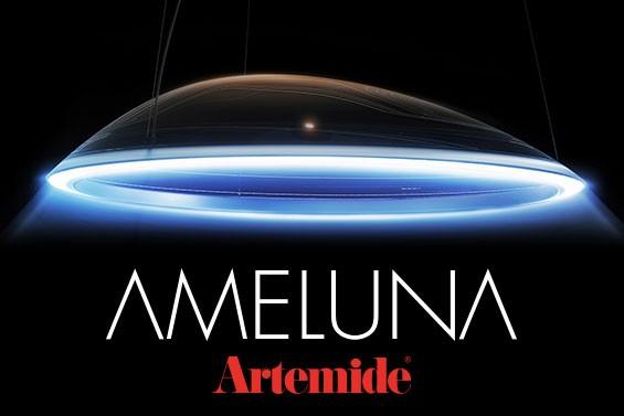 дизайнерский светильник Artemide Ameluna 1401010A